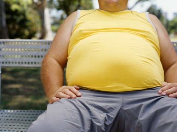 High Blood Pressure Cause # 4: Extra weight