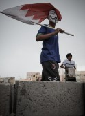 Protest Against Formula One in Bahrain