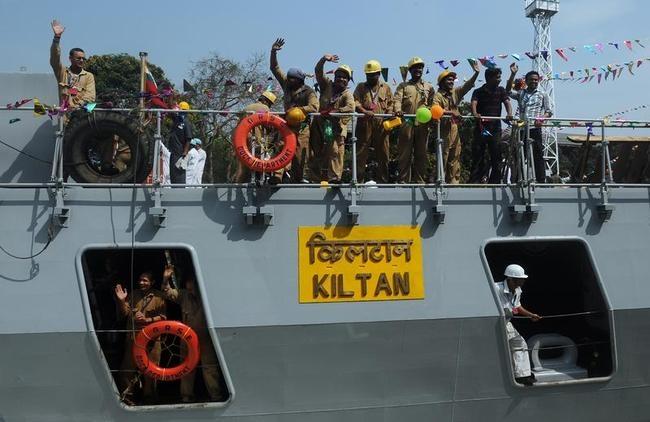 INS Kiltan