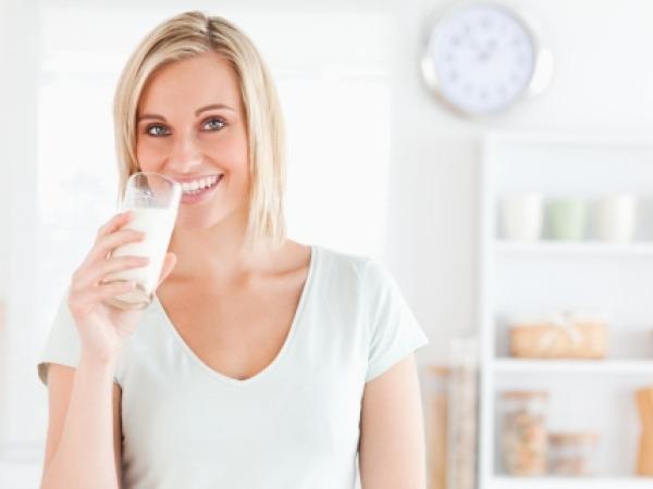 Foods that Lower Blood Pressure # 2: Skimmed milk