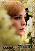Carey Mulligan as Daisy Buchanan
