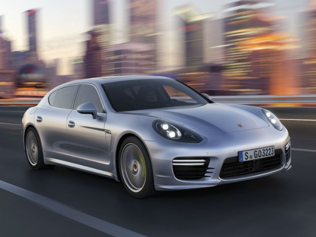 2014 Porsche Panamera & Panamera Hybrid