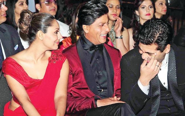Gauri, SRK, KJo