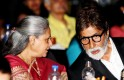 Amitabh Bachchan with wife Jaya