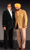 Amitabh Bachchan, Navjot Singh Sidhu