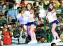 Cheerleaders in Bangalore