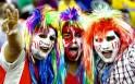 Colourful Fans
