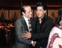 SRK, Times Group MD Mr Vineet Jain
