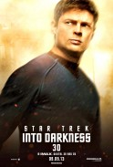 Karl Urban as Lieutenant Commander Dr. Leonard