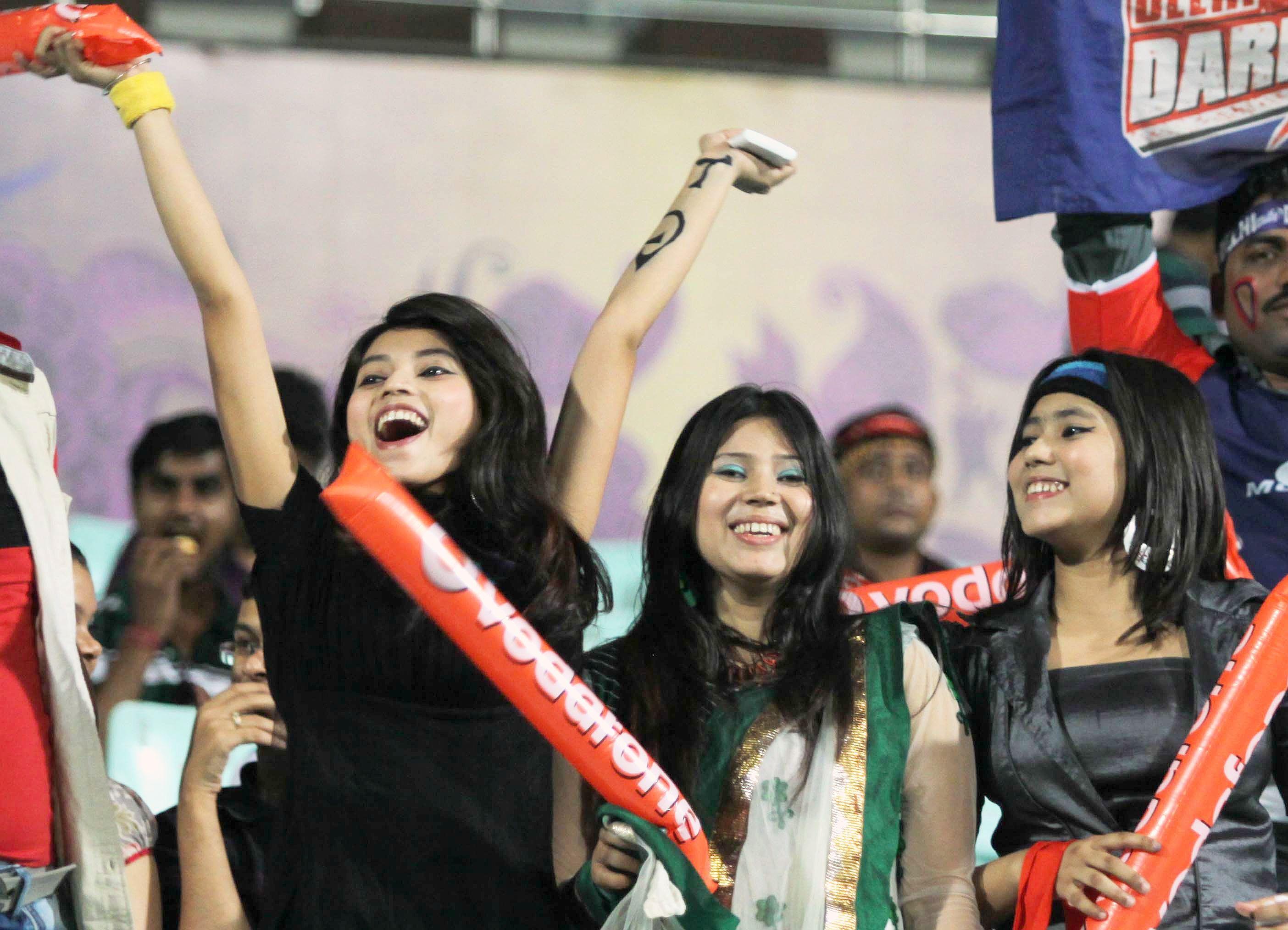 KKR Fans