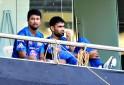 Munaf Patel and Pragyan Ojha