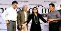 Manish Tewari, Kapil Sibal, Anuradha Prasad and Sachin Tendulkar