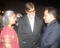 Jaya, Amitabh Bachchan and Amish Tripathi