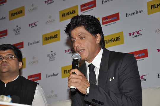 Shah Rukh Khan, Jitesh Pillai