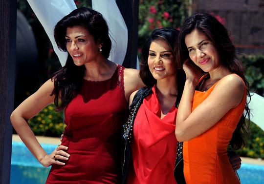 Archana Vijayan, Sunny Leone and Sonali Sehgal