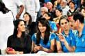 Sania Mirza, Diana Hayden, Saina Nehwal and Subrata Roy Sahara