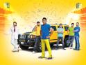 Saif, Harbhajan, Dhoni, Gautam, Rohit, Shikhar