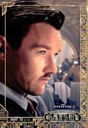 Joel Edgerton as Tom Buchanan