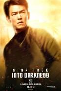 John Cho as Lieutenant Hikaru Sulu
