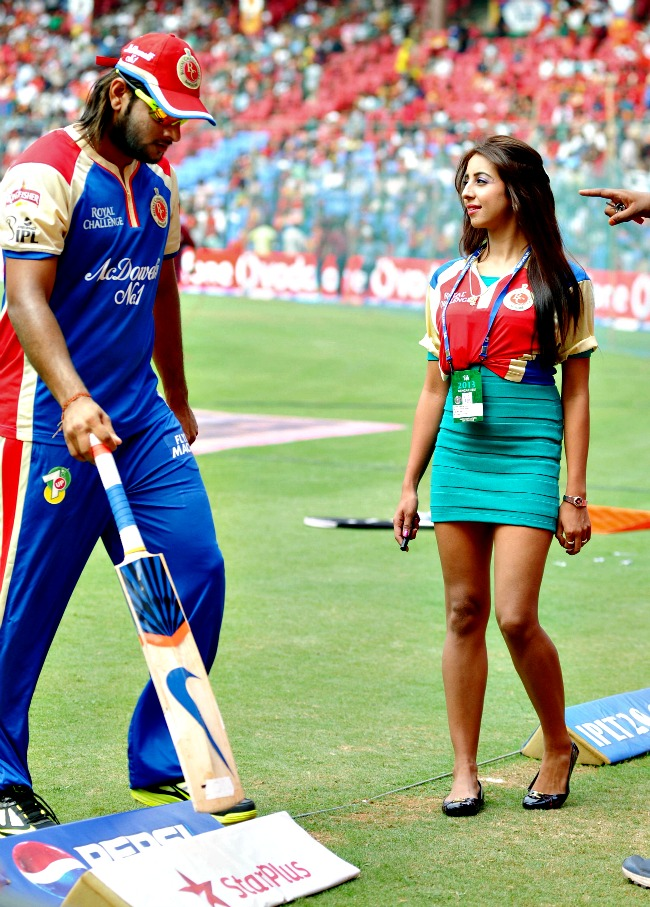 Sanjana and Saurabh Tiwary