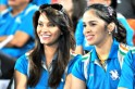 Diana Hayden and Saina Nehwal