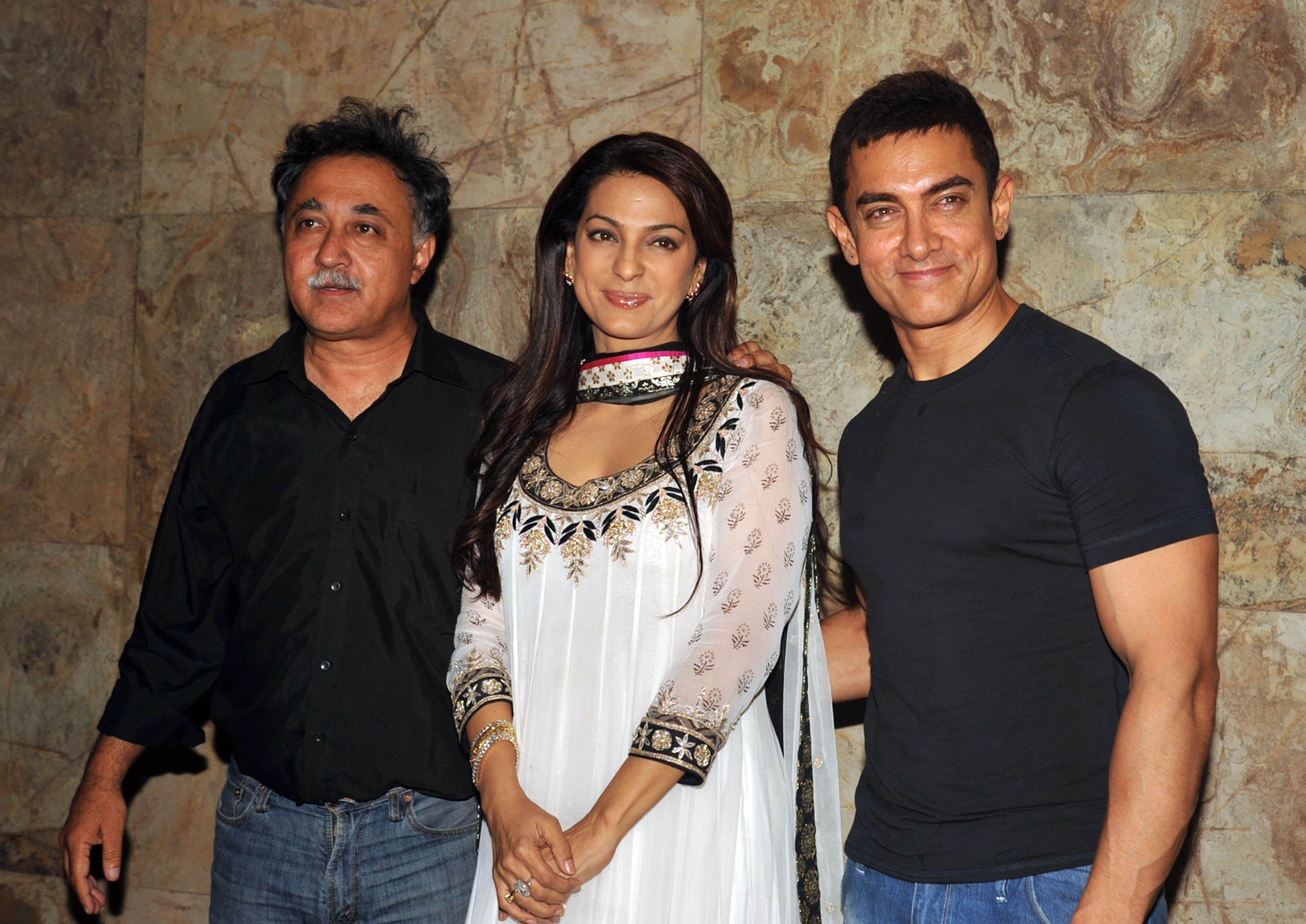Aamir, Kiran, Mansoor