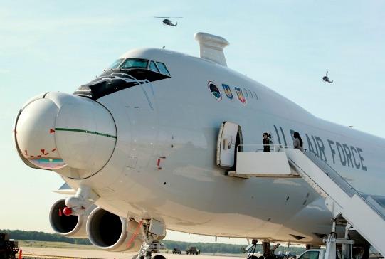 Airborne Laser Testbed