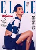 American singer Rihanna