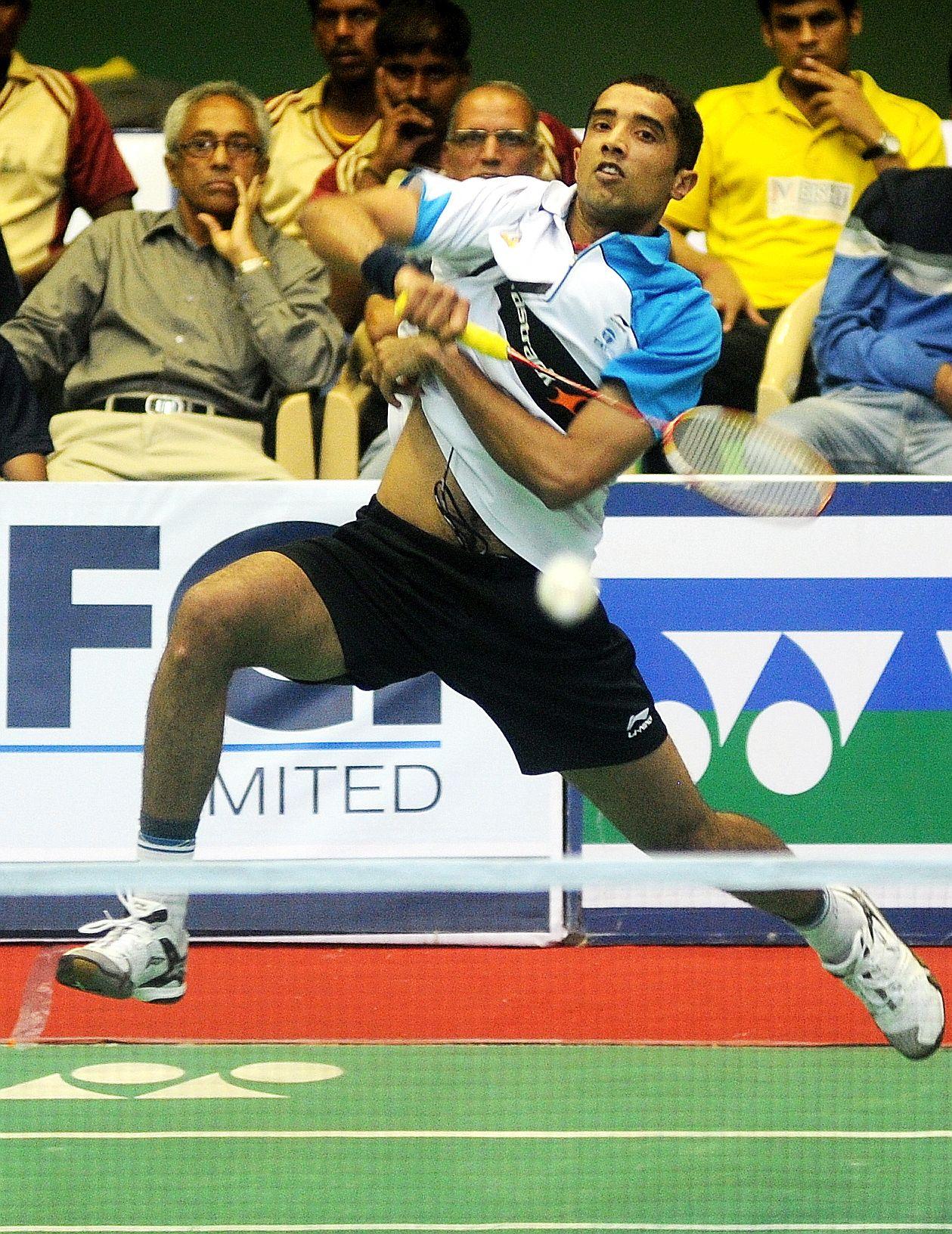 Anand Pawar Stuns Yun Hu