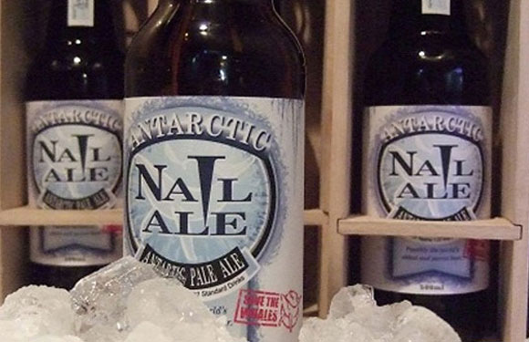 Antarctic Nail Ale by Nail Brewing