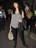 Anushka Sharma with Chloe Paraty Bag