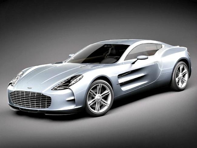 Aston Martin One 77: INR 20 Crore