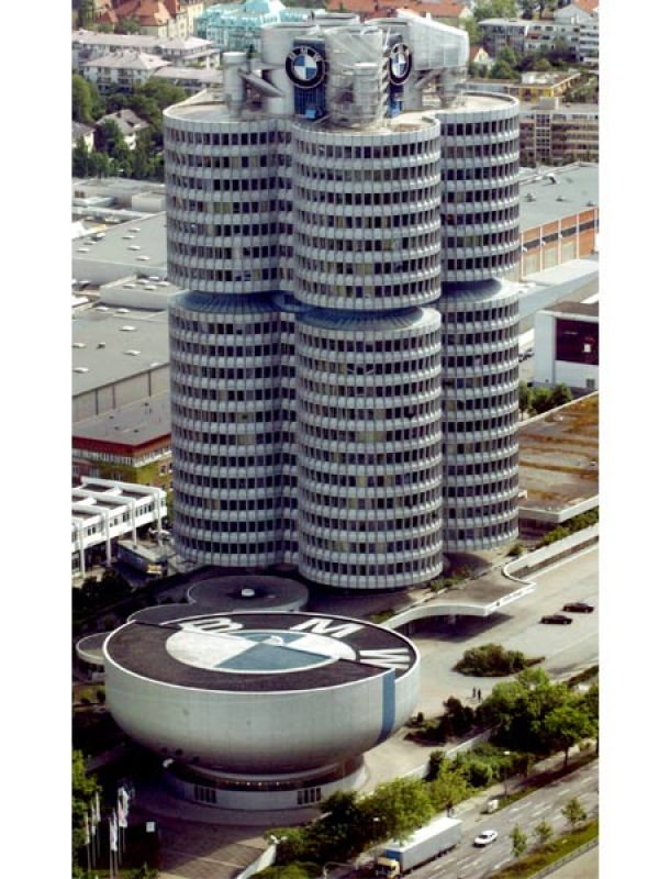 BMW Building, BMW, Munich