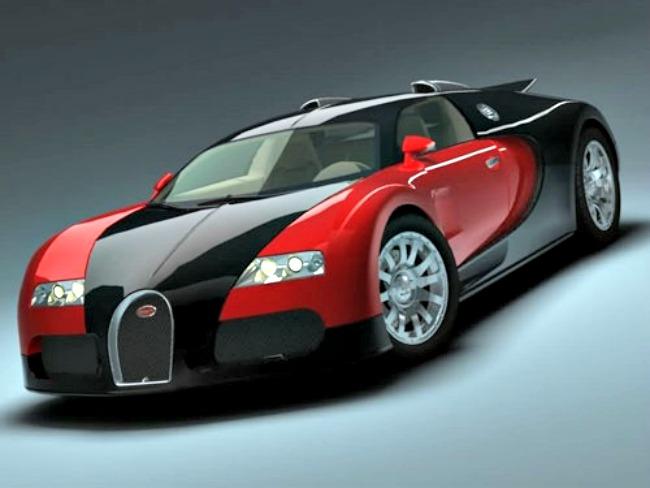 Bugatti Veyron: INR 12 Crore