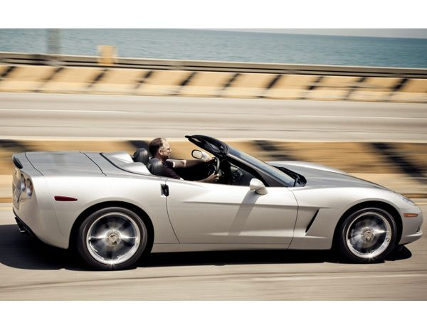 Corvette Convertible 1LT