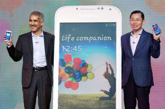 Galaxy S4 India Launch