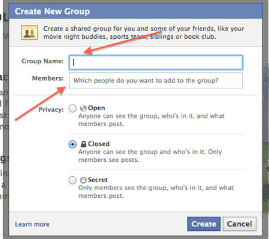 secret groups