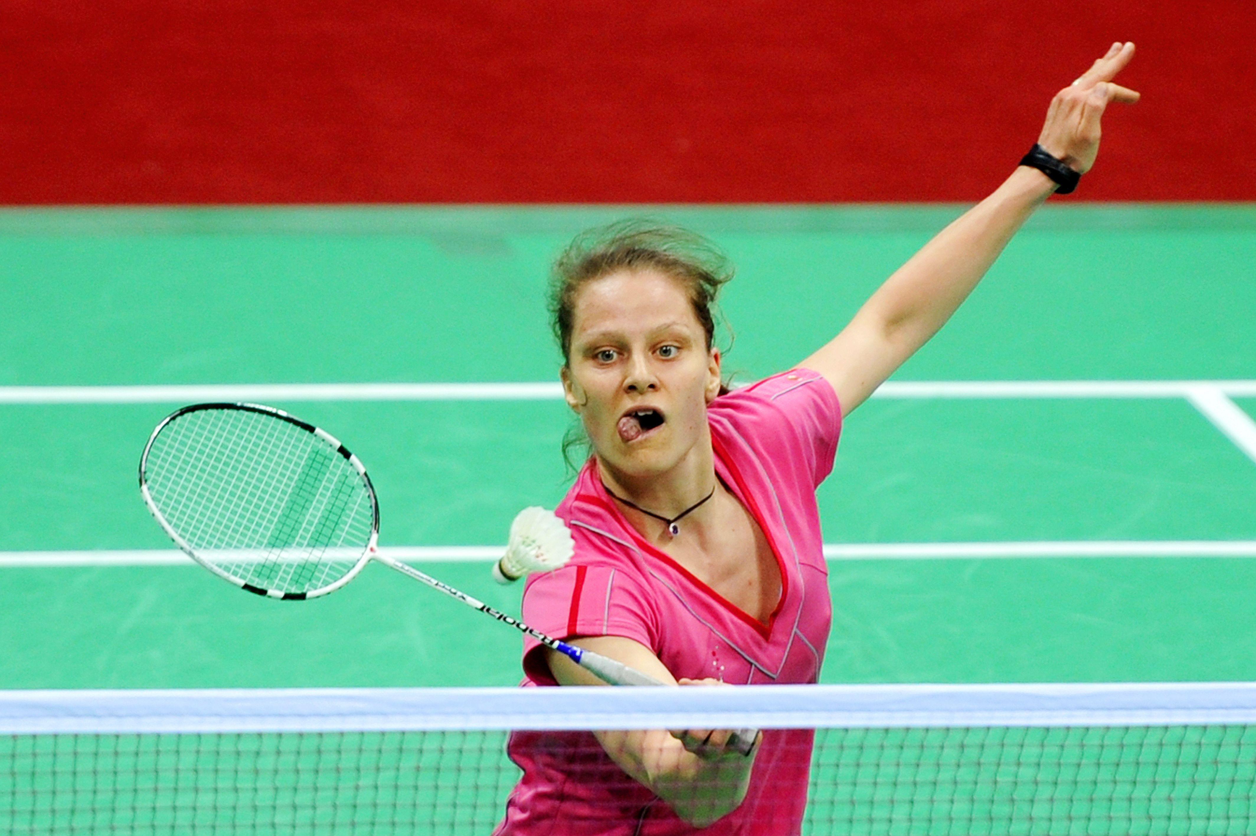 Juliane Schenk Enters Quarters