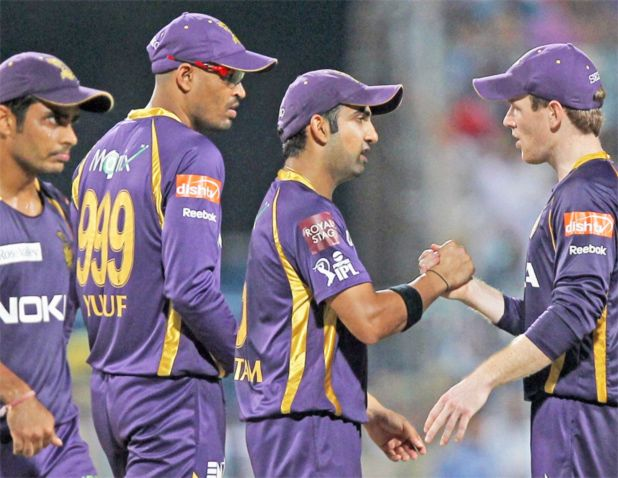 Kolkata Knight Riders vs Sunrisers Hyderabad