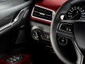 The interiors have plenty of carbon fibre to denote its sporty character