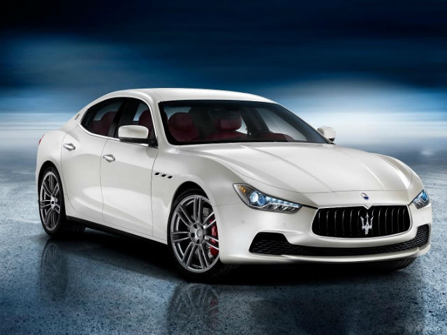 Maserati is going to debut the all-new 2014 model of its executive saloon, Ghibli, at the 2013 Shanghai Motor Show later this month.