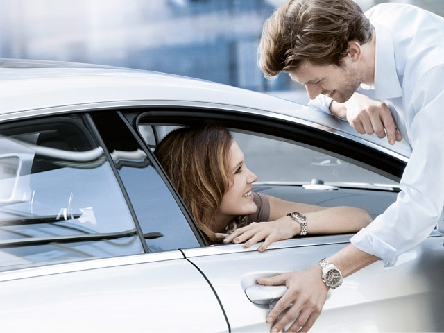 Mercedes-Benz Accessories Collection 2013 - Watches: Business Style chronograph watch for men and women