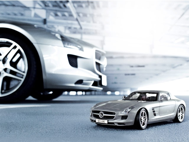 Mercedes-Benz Accessories Collection 2013 - Model Cars