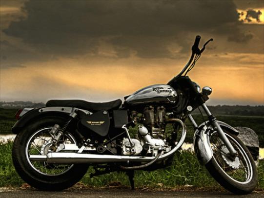 Royal Enfield Bullet Machismo (499 cc)