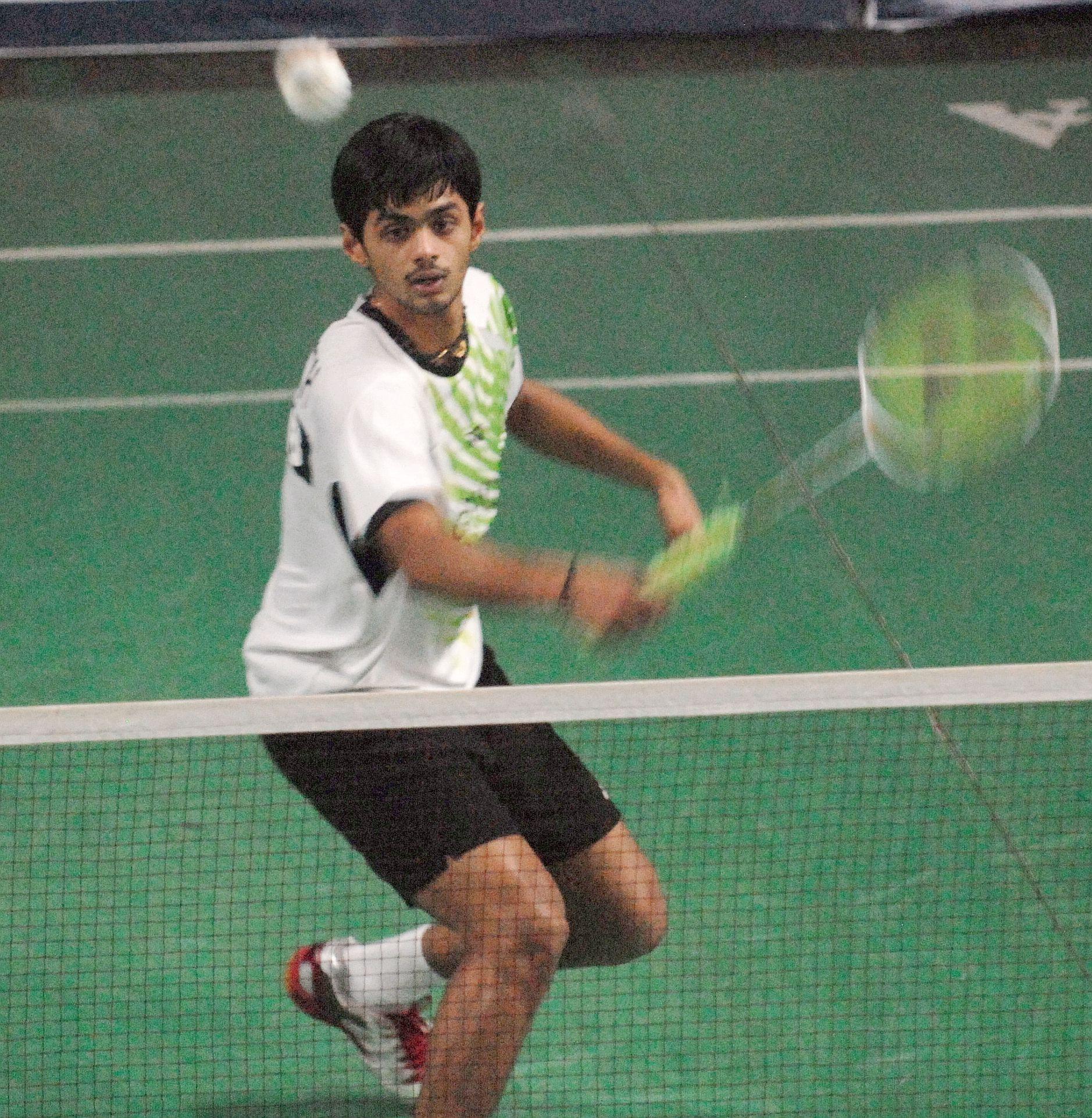 Sai Praneeth Fights Back to Win