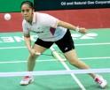 Saina Nehwal Crashes Out
