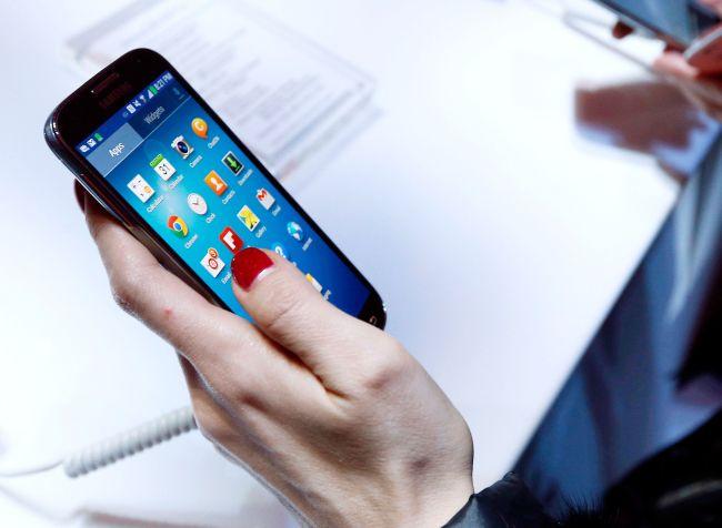 Samsung Galaxy S4 Australia Launch