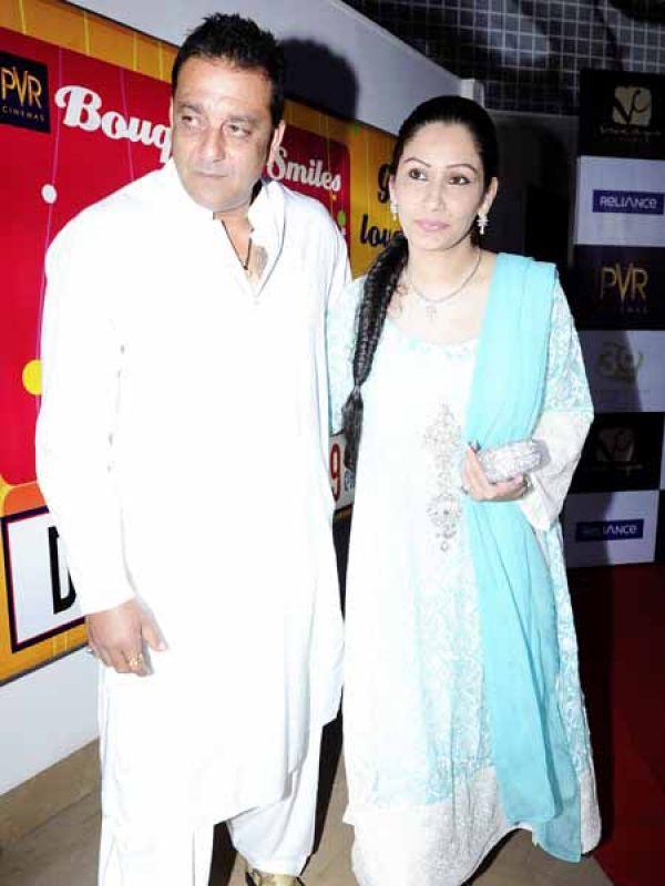 Sanjay Dutt and Manyata