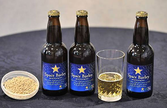 Space Barley by Sapporo