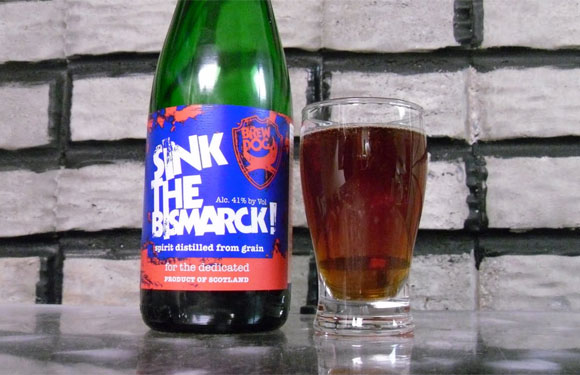 Sink The Bismarck! by BrewDog